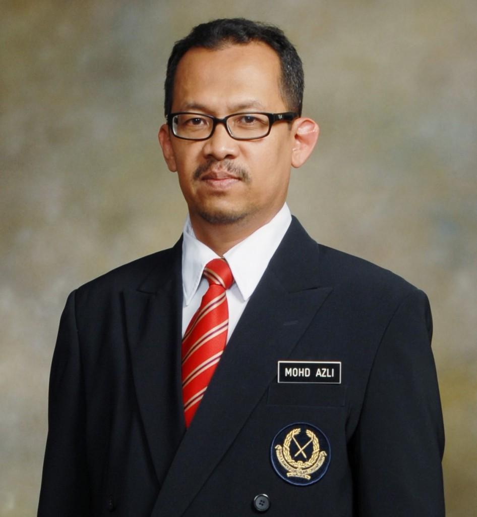 4. Mohd Azli Bin Suhaimi (SETIAUSAHA AGUNG) 1