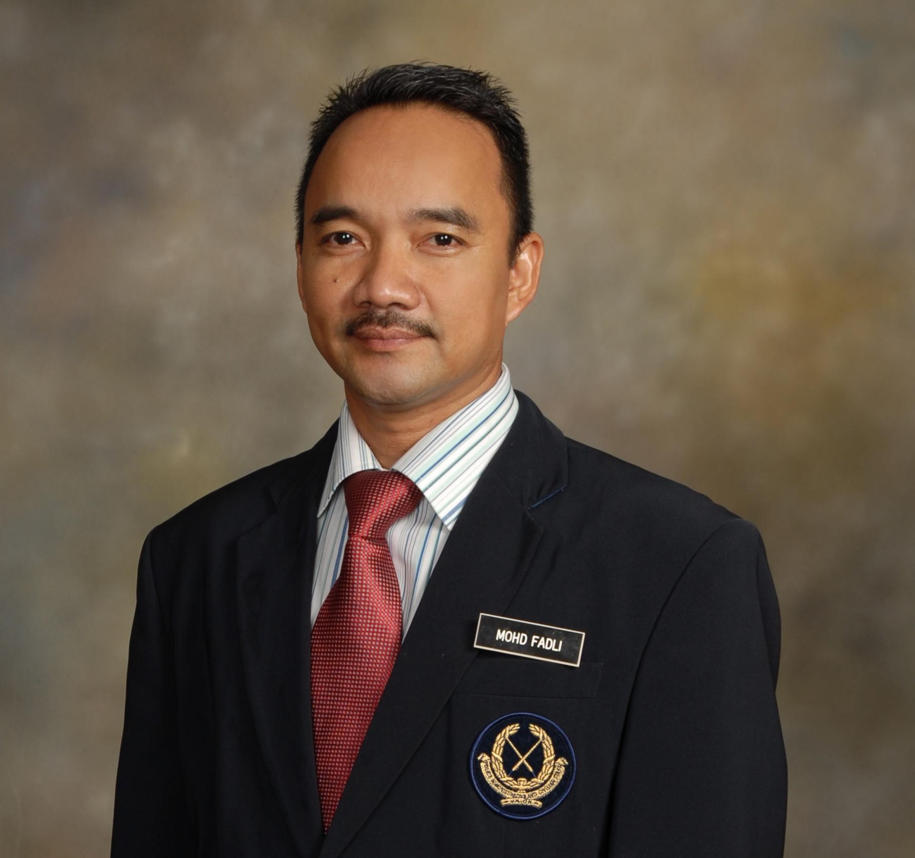 Mohd Fadli Bin Mohd Noor
