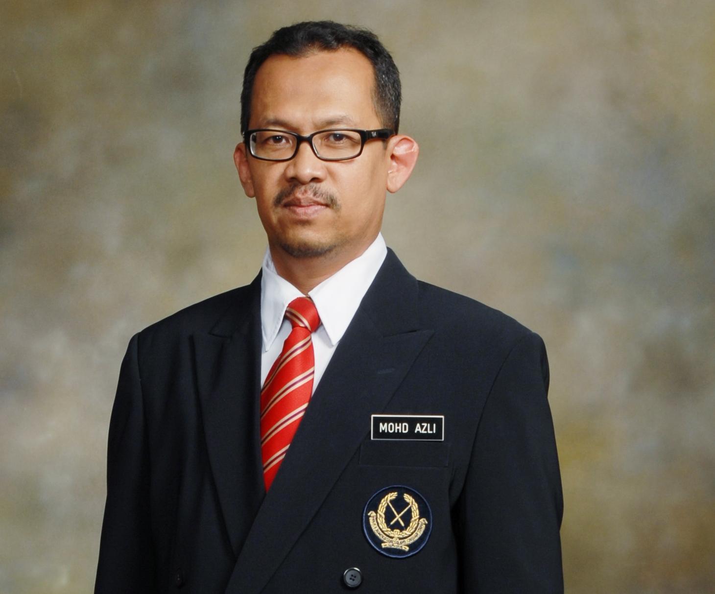 Mohd Azli Bin Suhaimi