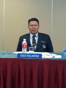 Sdra. Mahadi Pengerusi PACSU Cawangan Kelantan