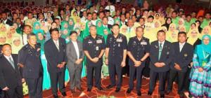 Tan Sri Bersama Deligasi Perwakilan