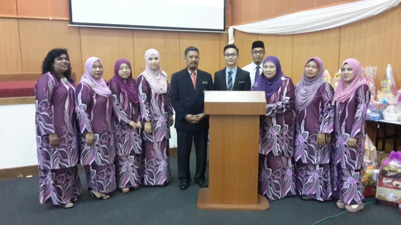 Barisan AJK PACSU Cawangan Selangor