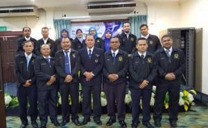 Barisan AJK PACSU Cawangan Terengganu
