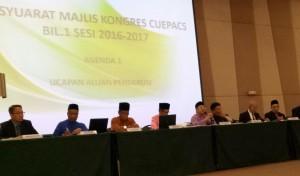 Mesyuarat Majlis Kongres CUEPACS