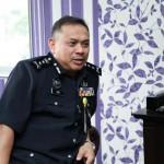 DCP Dato' Aidi Bin Ismail Ketua Polis Terengganu