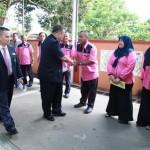 Ketibaan Dato' KP