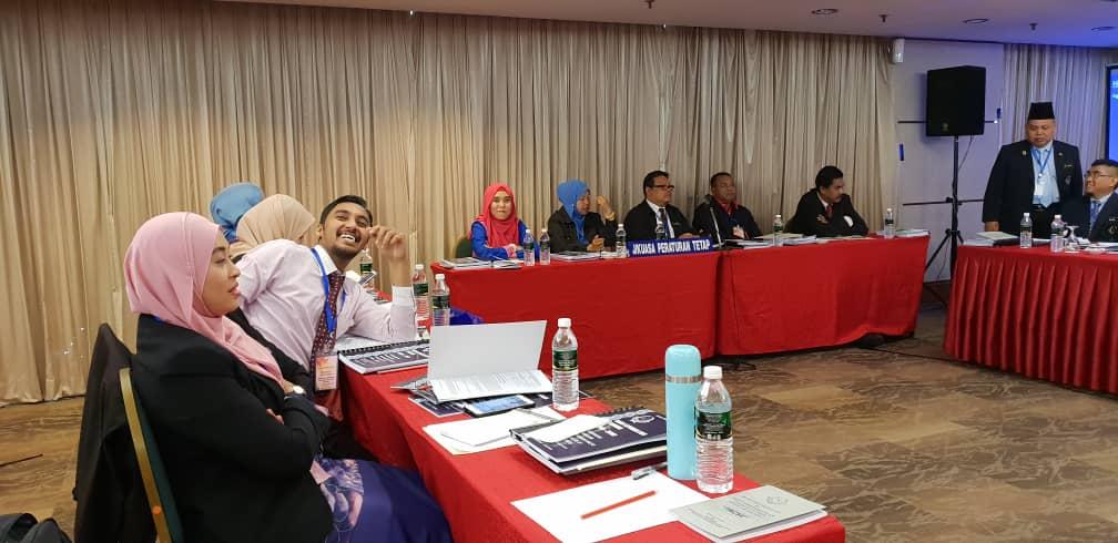 Persidangan Perwakilan PACSU