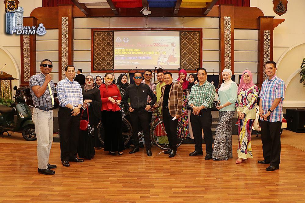 Majlis Makan Malam Sempena Perhimpunan Pegawai Awam 2018 24