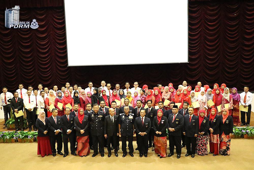 Perhimpunan Pegawai Awam 2018 23