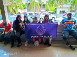 Penyokong Setia PACSU Kedah