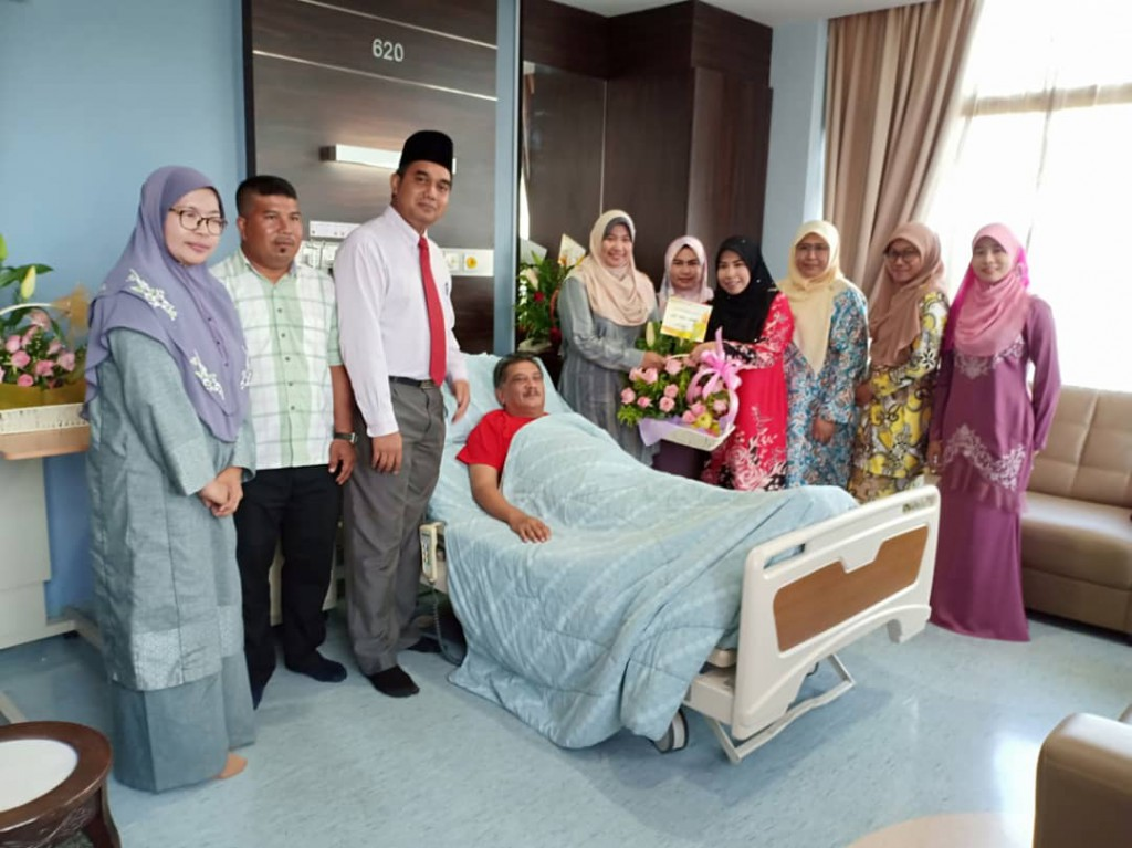 Lawatan Kepada Dato' KP Perlis