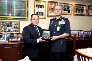 Kunjung Hormat KP Kelantan 1