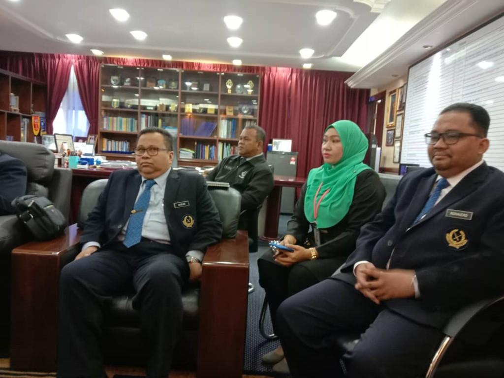 Kunjung Hormat KP Kelantan 10