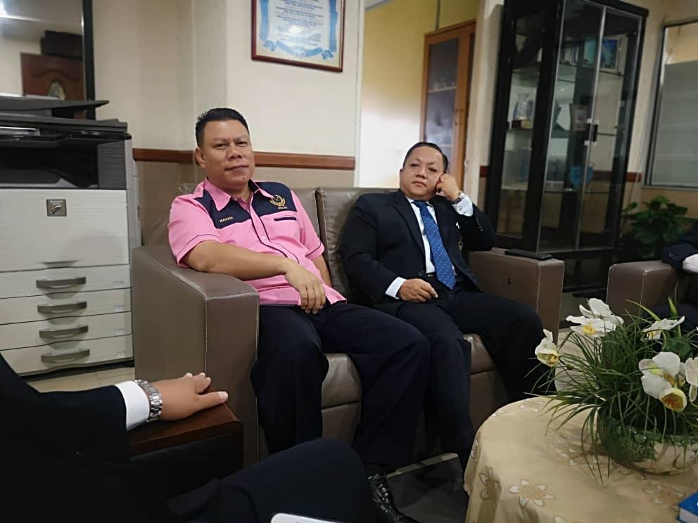 Kunjung Hormat KP Kelantan 12