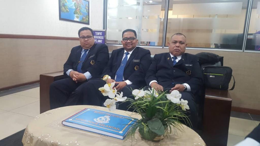 Kunjung Hormat KP Kelantan 14