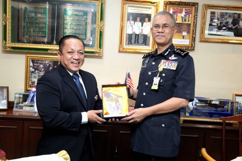 Kunjung Hormat KP Kelantan 8