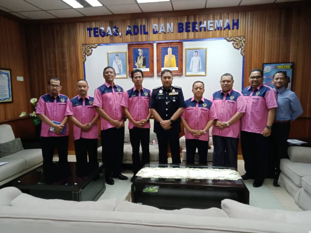 Kunjung Hormat Dato'KP Pulau Pinang