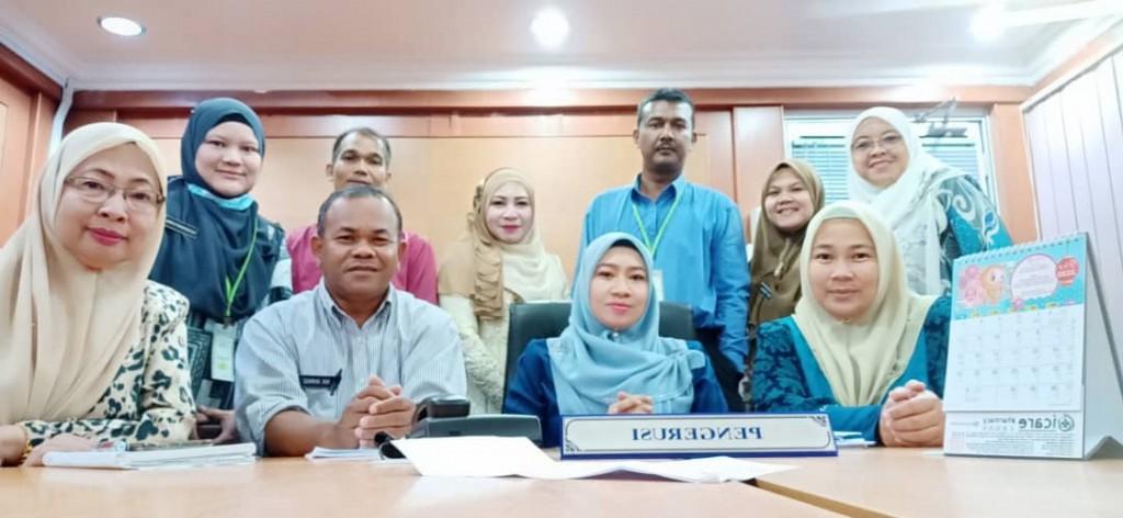 Barisan AJK Baru PACSU Kelantan